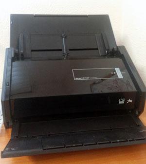 Scanner für das papierlose Büro